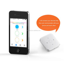 Smart Zigbee gateway by app phone with iOS and Android for home security