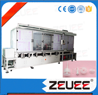 Chemicals pump head automatic assembly machine, ZEUEE industrial equipment