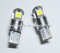 W5W 5 SMD 5050 CANBU shenzhen led products