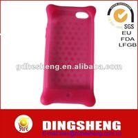 Silicone Fashion Accessory, Cell Phone Case for Iphone 5