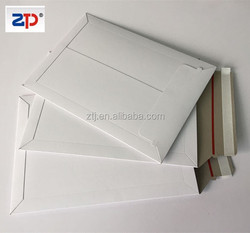 Rigid cardboard envelope documents bag Cardboard Shipping Envelopes