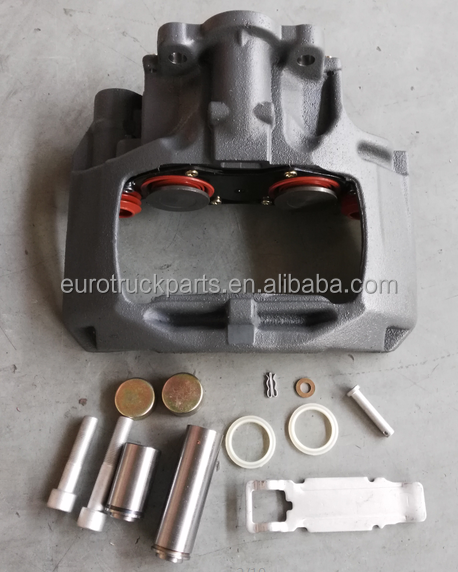 High quality New developed European truck auto spare parts oem K012634 brake caliper for BPW adelin brake caliper kit