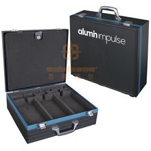 Patented aluminum tool case equipment case organizer