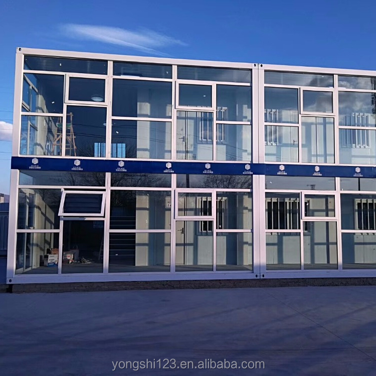 china manufacture wholesale luxury prefab container house for living
