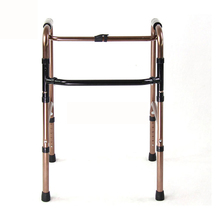 China economical disabled handicapped walker 4-leg walker