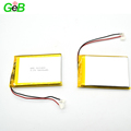 Rechargeable lithium ion battery 805488 3.7V 5000mAh flat lipo battery