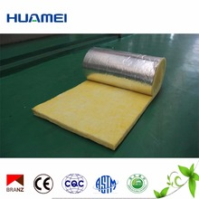 Wholesale foil backed insulation glass wool rolls cold and heat resistant material
