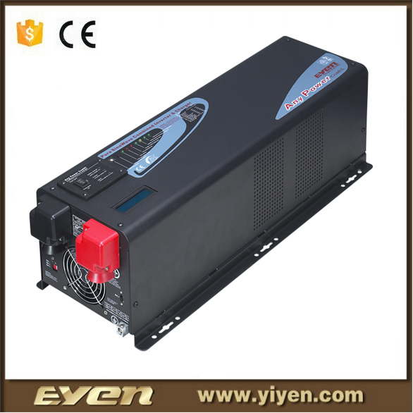 1500W pure sine wave power inverter with solar charger and AVR function