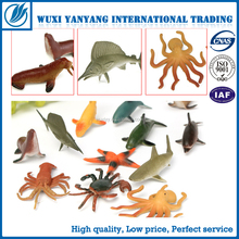 24pcs Assorted PVC wild small animal toys