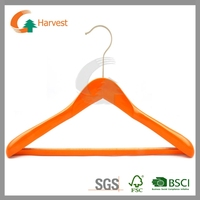 D0334 orange clothes hanger