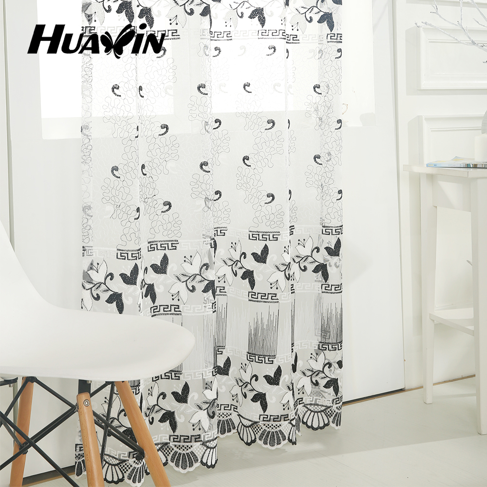 100% polyester Trustworthy China Supplier Hanging Flower Curtain