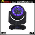 19x12w led bee Eye moving head light/Led moving head