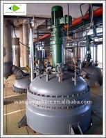 Jacketed Chemical Reactors