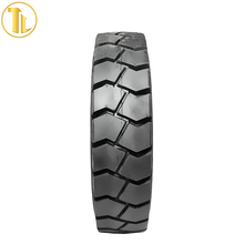 Best quality 8.25-15 industrial factory price forklift solid tires with rim