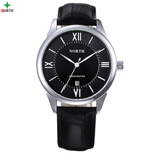 OEM Watches Men Quartz Custom Logo Watch on Dial Back Side Buckle Private Label antique design watch