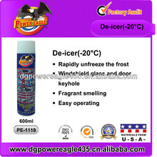 De-icer/ice remover spray Power Eagle