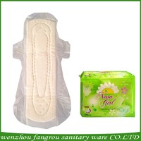 soft lady pad and ultra thin type extra long sanitary pad