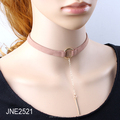 Start Girls Women Chokers + Gold Chain Necklace Collar Couble Jewelry