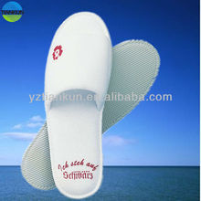 five star high quality disposable hotel slipper