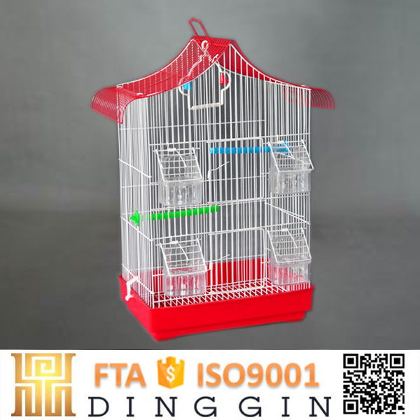 Bamboo bird cage accessories