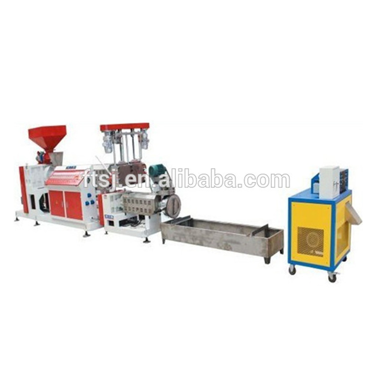 High Quality Highly Efficient Recycling Waste Film Plastic Granulator