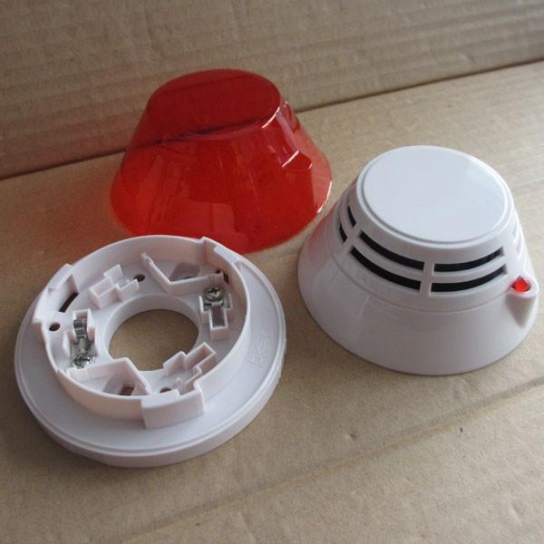 Промышленные Пожарной Сигнализации 2 Проводной Адресный Датчик Дыма