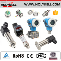 High accuracy 4-20ma Gauge and vacuum absolute pressure transmitter