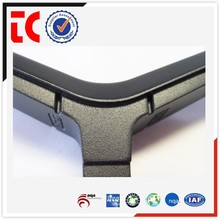 High quality black painting aluminium displayer bracket die casting