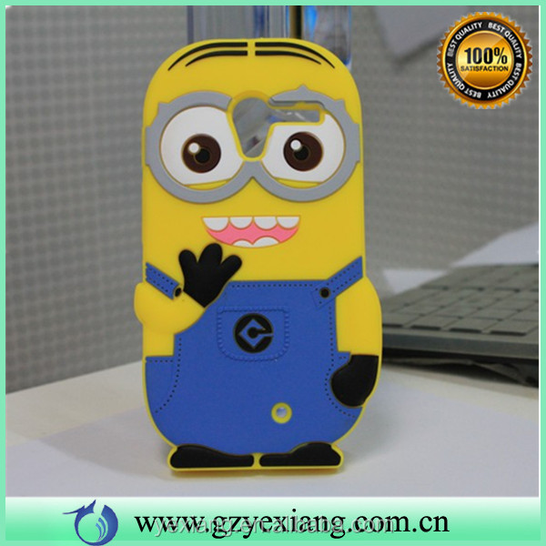 New Arrival Despicable Me Cute Case For Moto X Phone Case