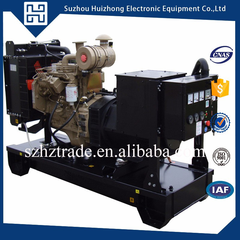 2017 New three phase all power brand generator with cummins engine
