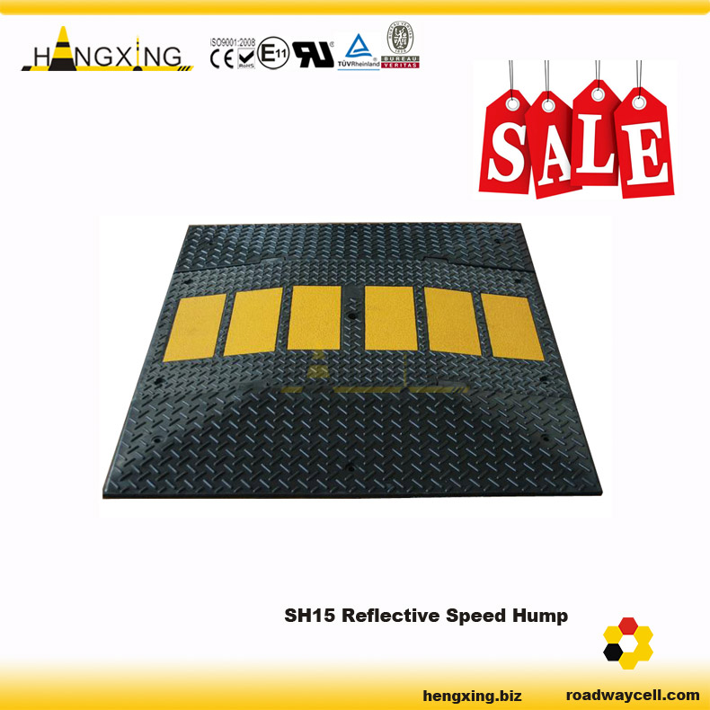 SH15 Rubber Speed Humps for sale