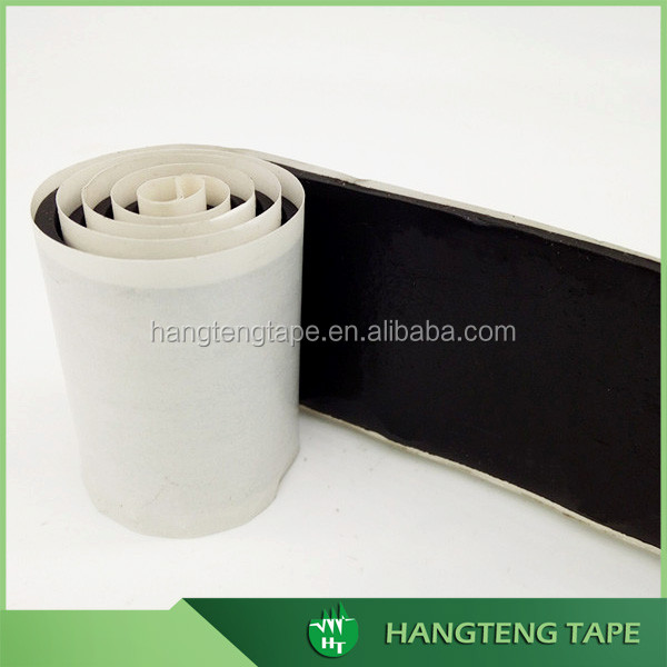 Construction roofing/ widow Waterproof sealing black sealant rubber tape