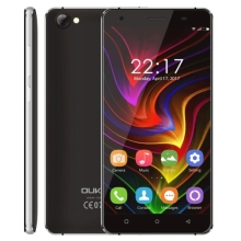 Cheapest price Android 7.0 smartphone Oukitel C5 5.0 inch MTK6737 Quad Core 2GB+16GB 2000mah 3G WCDMA mobile