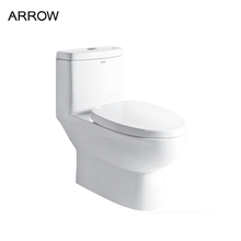 Brand new comfort height washroom one piece wc toilet