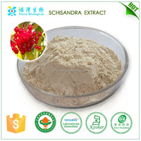High quality 100% natural schisandra berries p.e.