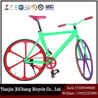 2016 xichang hot road bike fixed gear / fixie bike/bicycle