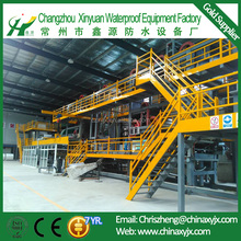 Waterproof Membrane Floor Protection Sheet Production Line