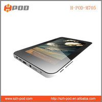 christmas 7 inch cheapest but good mid tablet pc m747 512mb 4gb memory 2800mah battery