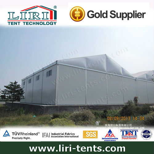 Sanctity White Color Outdoor Airport Cargo Tent For Sale