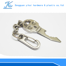 metal stailess steel multifunctional knife,100% stainless steel knife factory supply