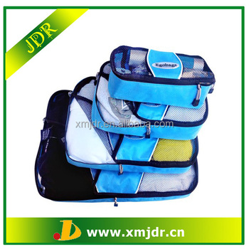 Promotional 4PC Travel Packing Cubes