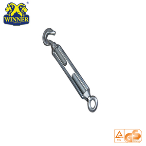 FACTORY PRICE!! promo din 1480 standard wire rope turnbuckle