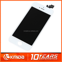 warehouse lower price 1 year warranty cell phone mobile lcd screen for apple iphone 5 lcd touch screen