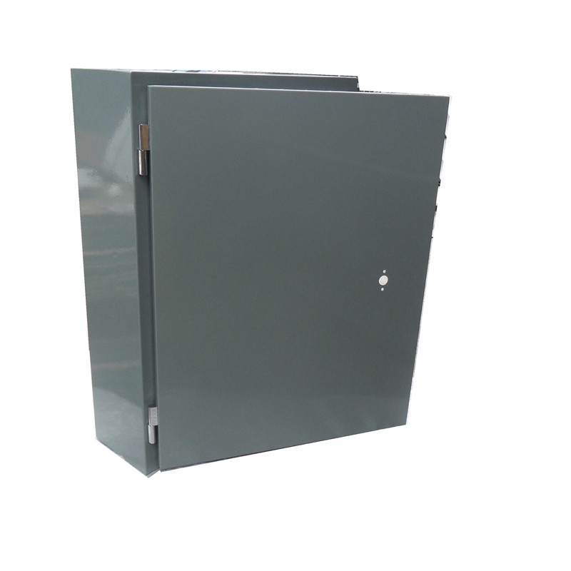 Electronic IP54 Outdoor Waterproof Steel Enclosure Box Made in China