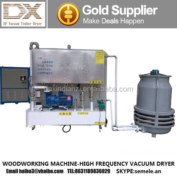 China Factory of woodworking machinery,High frequency vacuum wood dryer machine