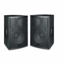 15 inch dj bass water proof speaker box for bar