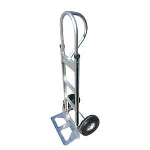New products aluminum hand trolley truck convertible dollys for storage use