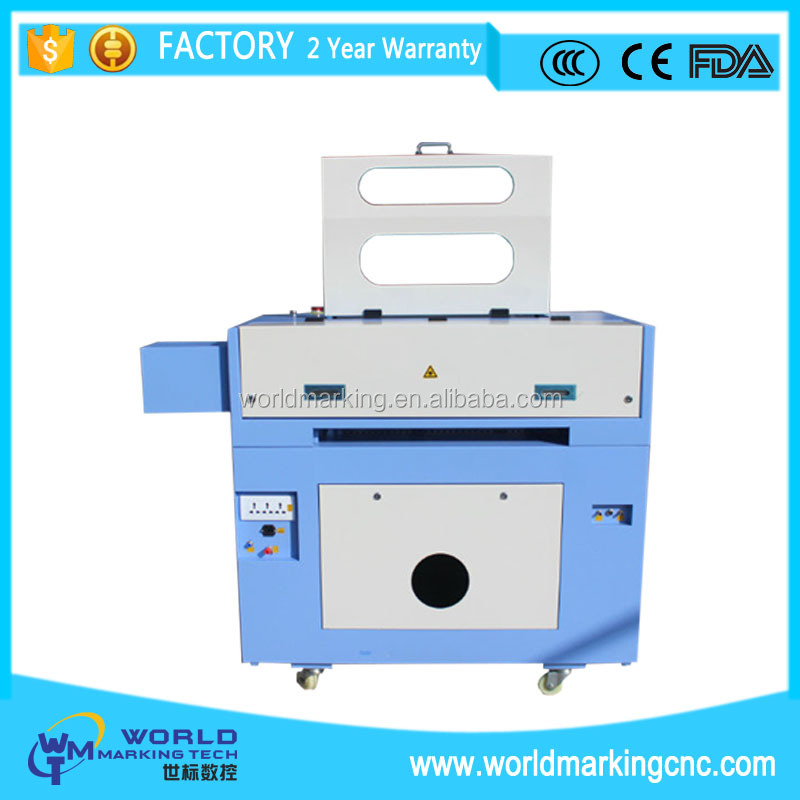 Infrared detecting small laser cutting jigsaw puzzle machine