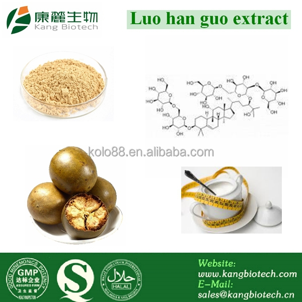 chinese herbs supplement natural luo han guo extract