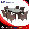 Modern Garden Furniture Table Chair Sets